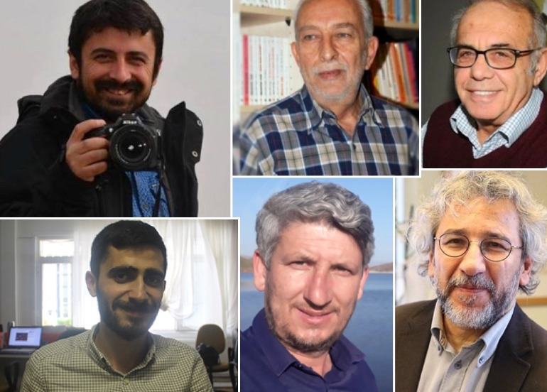 Freedom of Expression and the Press in Turkey - 264