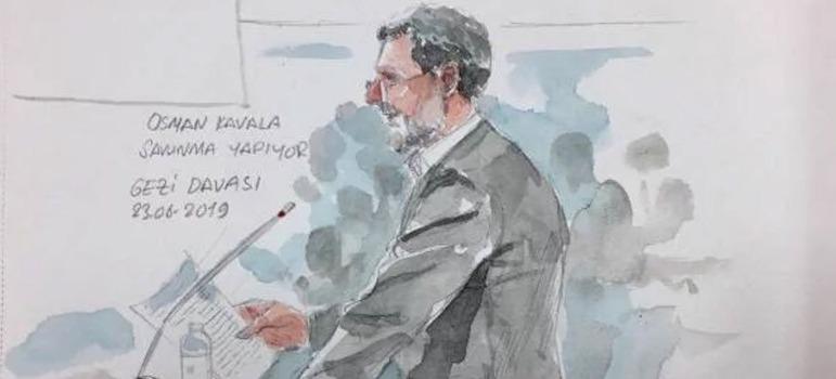 Gezi davası Ekim ayına ertelendi