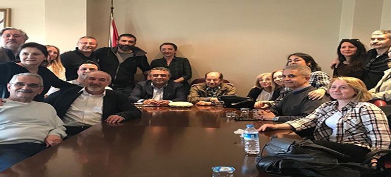 Cumhuriyet gazetesinin altı eski çalışanı yeniden cezaevine girdi
