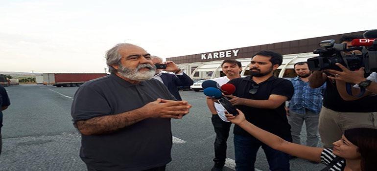 Mehmet Altan'a istinaf kararıyla tahliye
