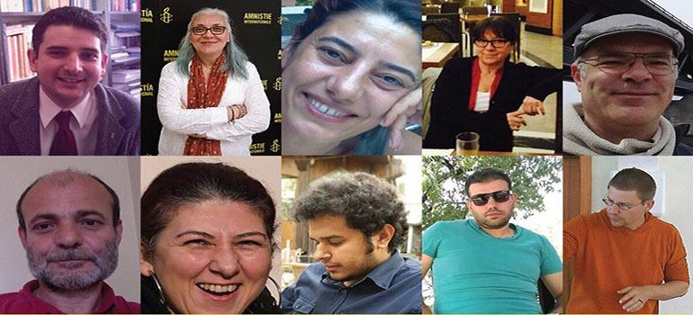 Af Örgütü: Tutuklamalar insan haklarına ağır bir saldırı