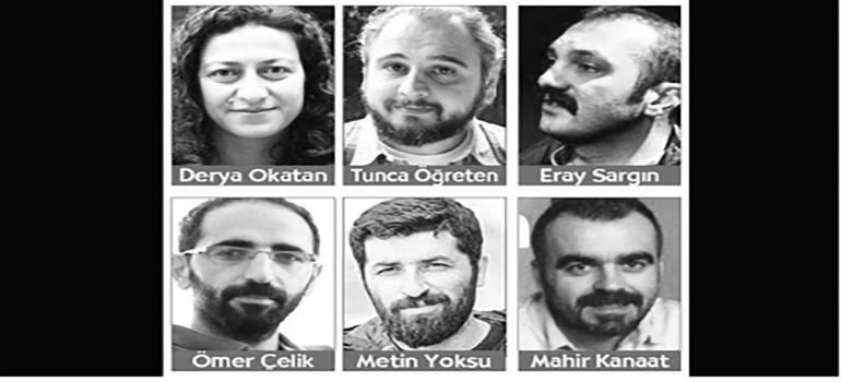 Olağanüstü Hâl'de Gazeteciler - 49