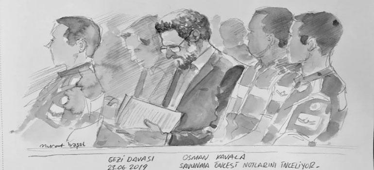 Osman Kavala, AİHM kararına rağmen tahliye edilmedi