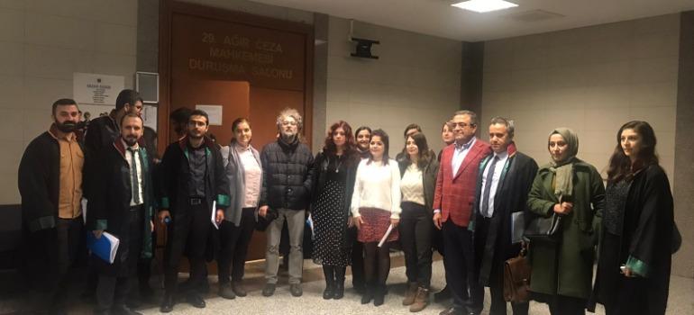 Seyhan Avşar ve Necdet Önemli'nin yargılandığı dava başladı