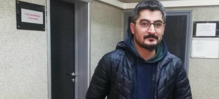 Gazeteci Hayri Demir'in davası Nisan'a ertelendi