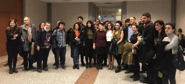 Özgür Gündem davasında 3 beraat kararı