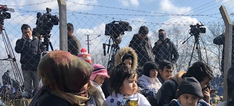 Sınırdaki gazeteciler gözaltı tehdidiyle karşı karşıya