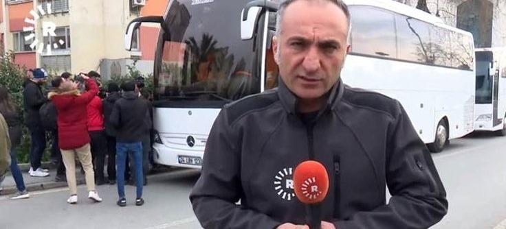 Rudaw TV muhabiri Rawin Sterk Yıldız tutuklandı