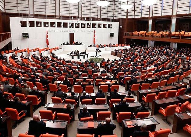 İnfaz düzenlemesi Meclis Genel Kurulunda kabul edildi