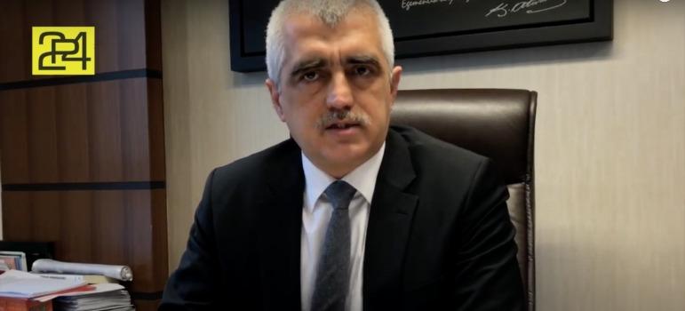 HDP milletvekili Gergerlioğlu: İnfaz yasası cezaevlerinde rahatlama sağlamadı