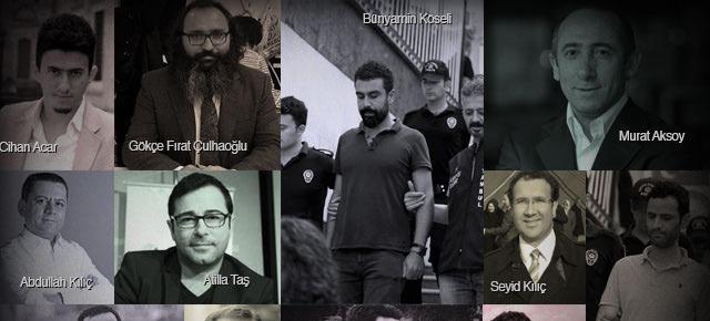 """""""FETÖ medya yapılanması"""" davasında gazeteciler Yargıtay kararını bekliyor"""