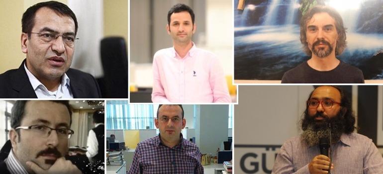Yargıtay'ın bozma kararının ardından 6 gazeteci tahliye edildi