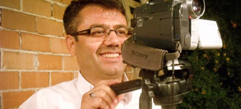 Gazeteci Mevlüt Öztaş tahliye edildi