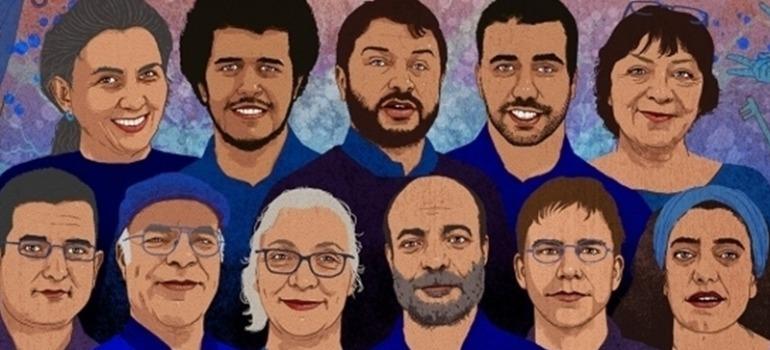 Büyükada davasında 4 hak savunucusuna hapis cezası