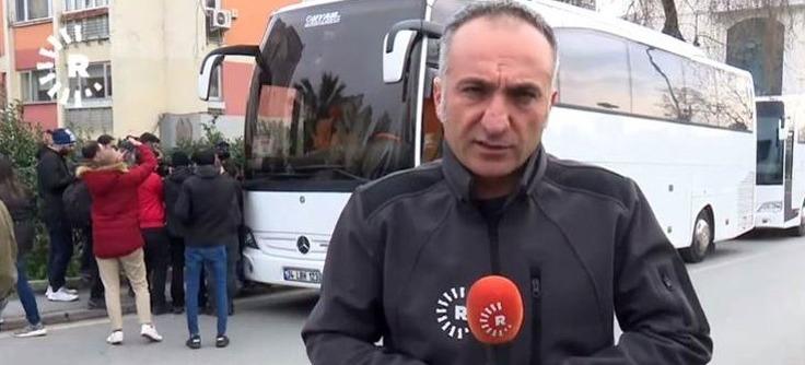 Tutuklu gazeteci Rawin Sterk Yıldız'ın dosyası İstanbul'a gönderildi