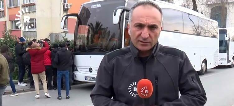 Gazeteci Rawin Sterk Yıldız tahliye edildi