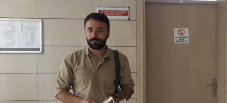 Gazeteciler Arif Aslan ve Selman Keleş'in dosyası ayrıldı