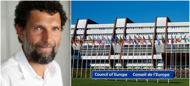 Avrupa Konseyi: Osman Kavala derhal tahliye edilmeli