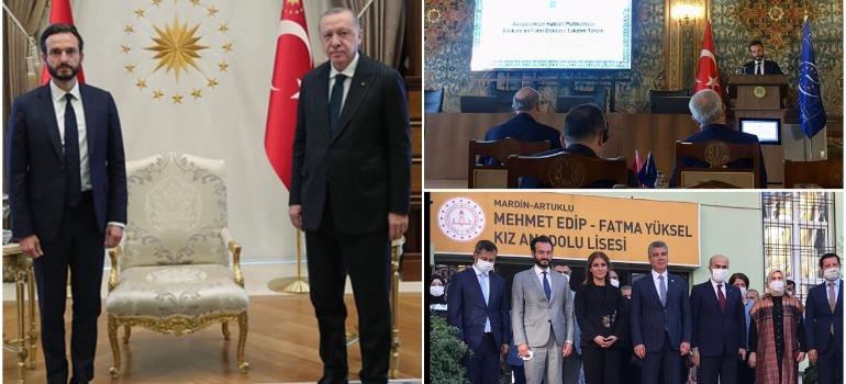 AİHM başkanından Türkiye'ye tartışmalı ziyaret