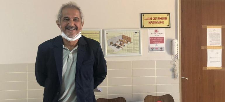 Hakan Aygün'ün yargılandığı dava Ocak ayına ertelendi