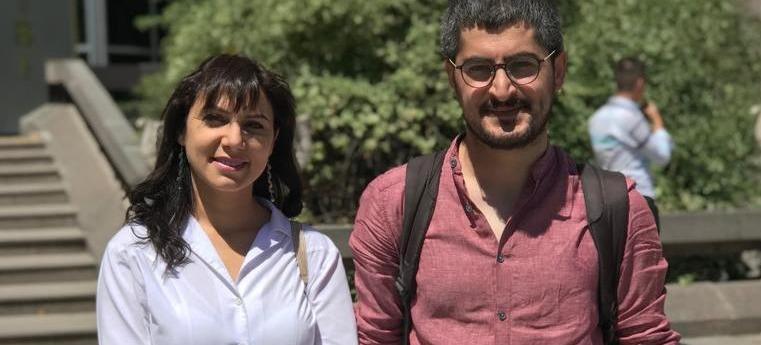 Gazeteciler Hürtaş ve Demir'in duruşması ertelendi