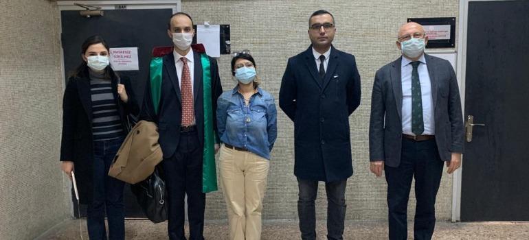Gazeteci Alican Uludağ'a 10 ay ertelemeli hapis cezası