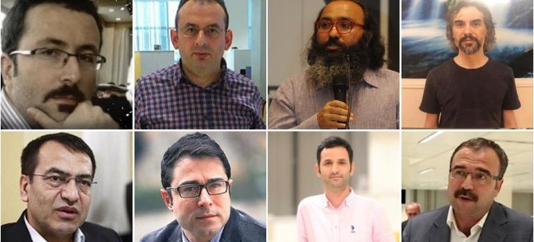 Atilla Taş ve 7 gazetecinin yeniden yargılandığı dava ertelendi