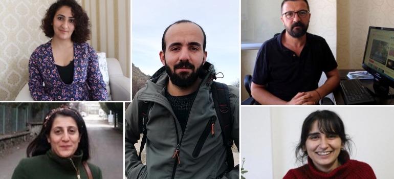 İşkenceyi haberleştirdikleri için tutuklanan dört gazeteci tahliye edildi