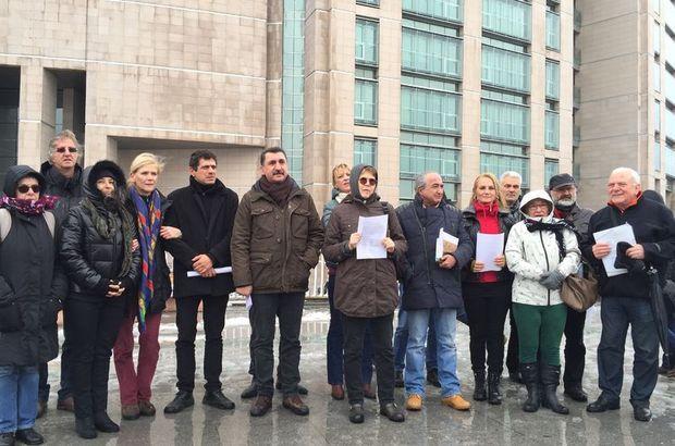 Hak savunucularının davasında AYM kararı beklenecek