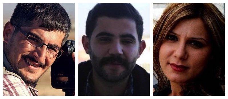 Gazetecilerin Afrin paylaşımları nedeniyle yargılandıkları dava başladı