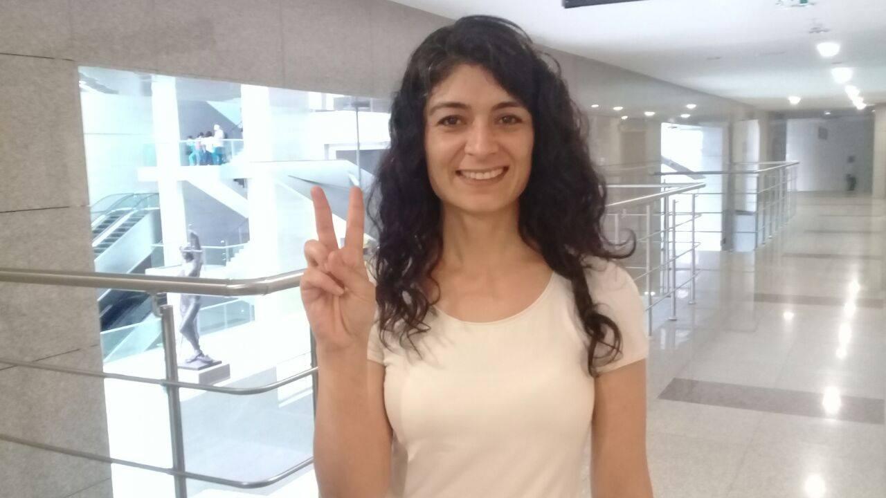 ETHA editorü İsminaz Temel'in tutukluluğuna devam kararı verildi