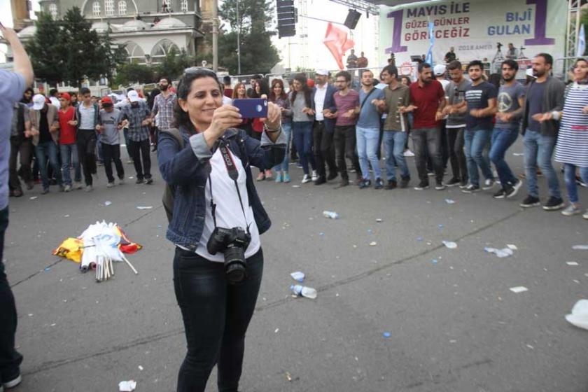 Gazeteci Kibriye Evren 7. duruşmada da tahliye edilmedi