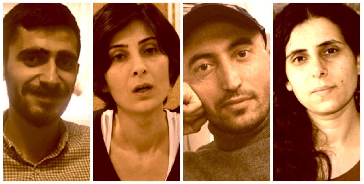 Özgürlükçü Demokrasi davasında tutuklu gazeteciler tahliye edilmedi