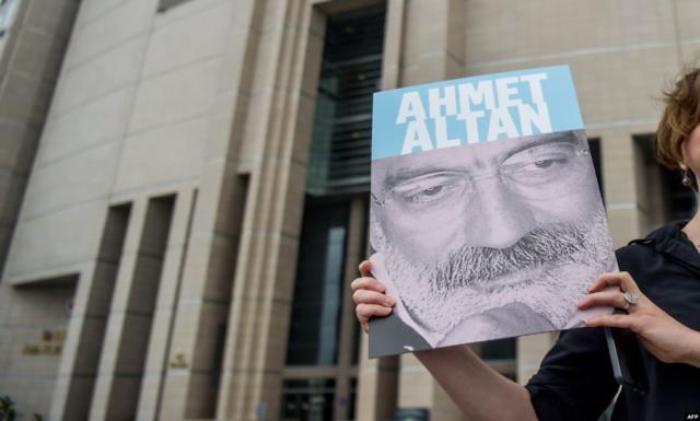 Altanların avukatından savcı mütalaasına yönelik açıklama
