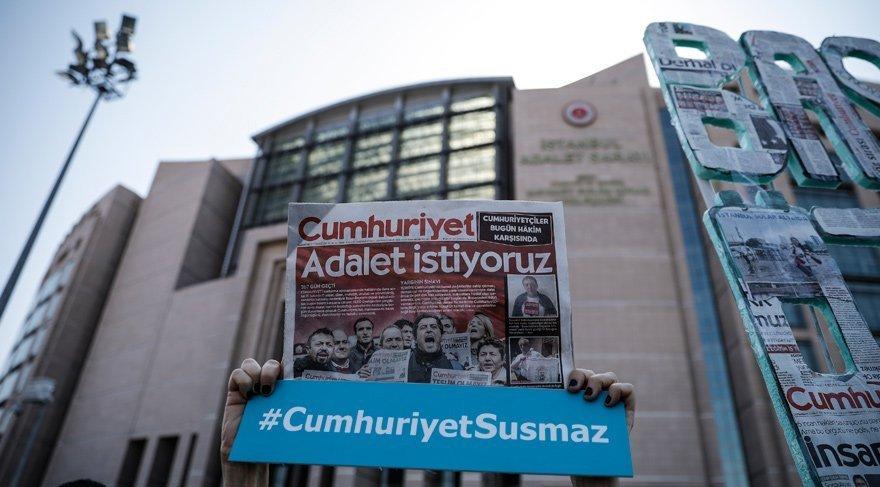 Cumhuriyet davasında cezalara İstinaf'tan onay