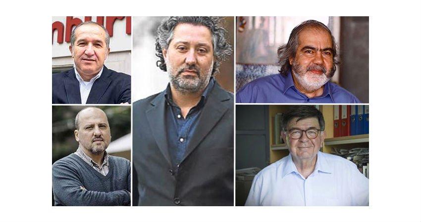 Sabuncu, Şık ve Atalay'ın tahliye talepleri de reddedildi