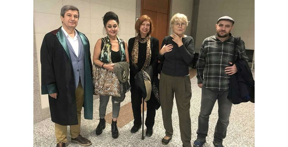 Özgür Gündem davasında Eren Keskin'in yurt dışı yasağı kaldırıldı