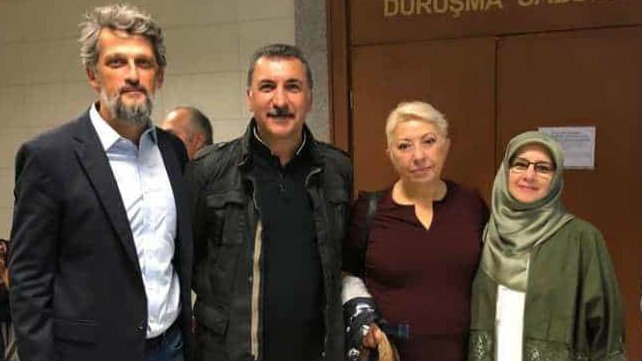 Sanatçı Ferhat Tunç'a 1 yıl 11 ay hapis cezası