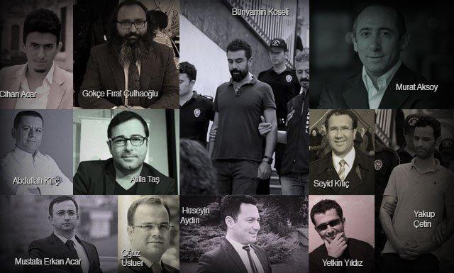 Olağanüstü Hâl'de Gazeteciler – 100