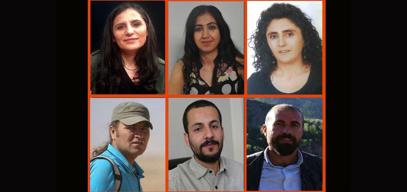 Diyarbakır merkezli operasyonda 6 gazeteci gözaltına alındı