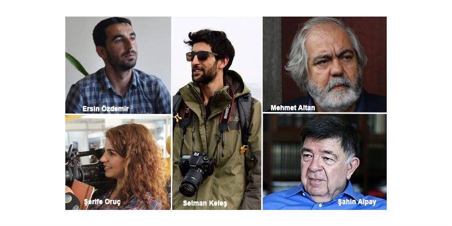 Olağanüstü Hâl'de Gazeteciler - 125