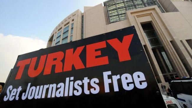 Uluslararası örgütlerden basın özgürlüğü için açık mektup